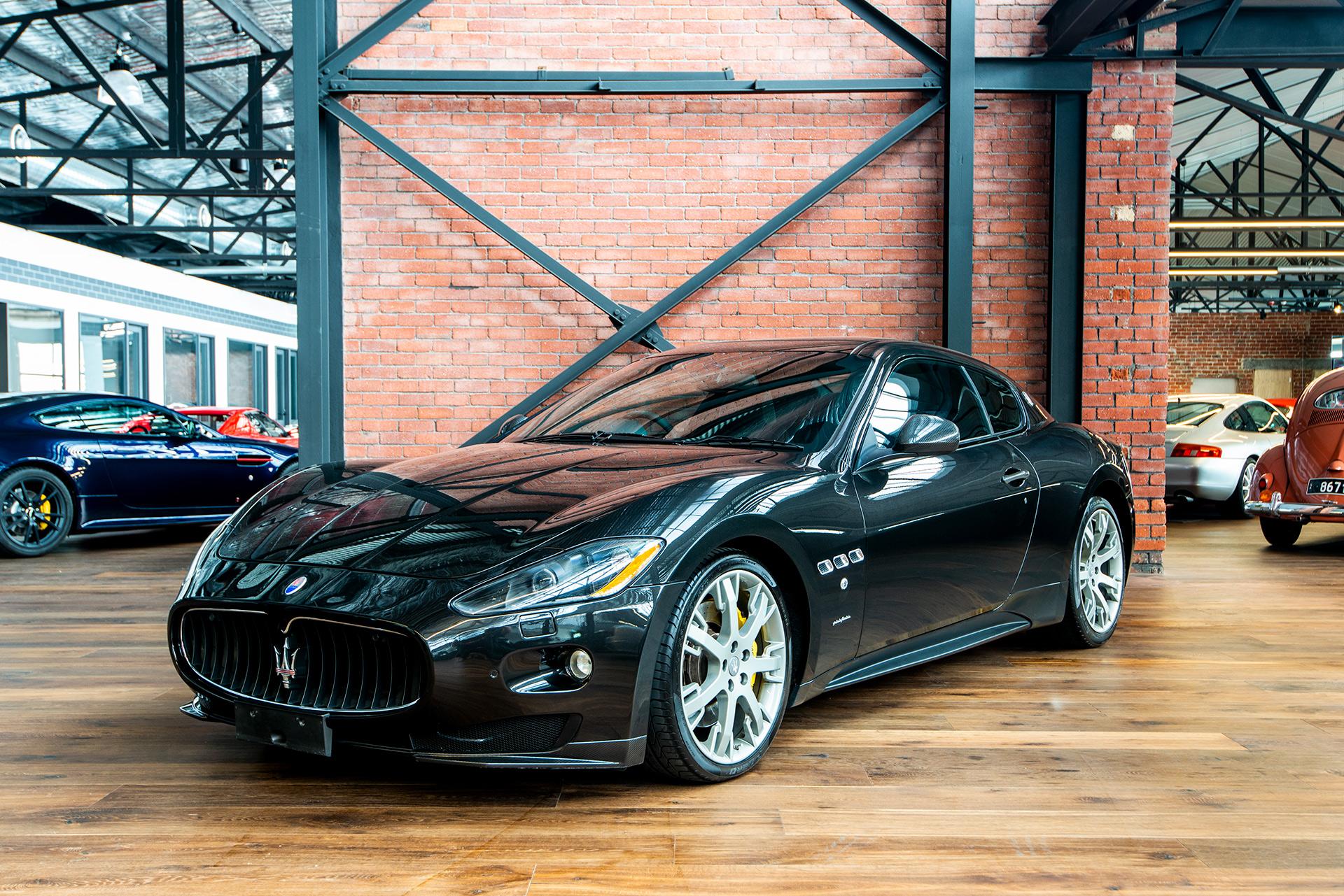 2010 Maserati GranTurismo S MC Sportline - Richmonds ...