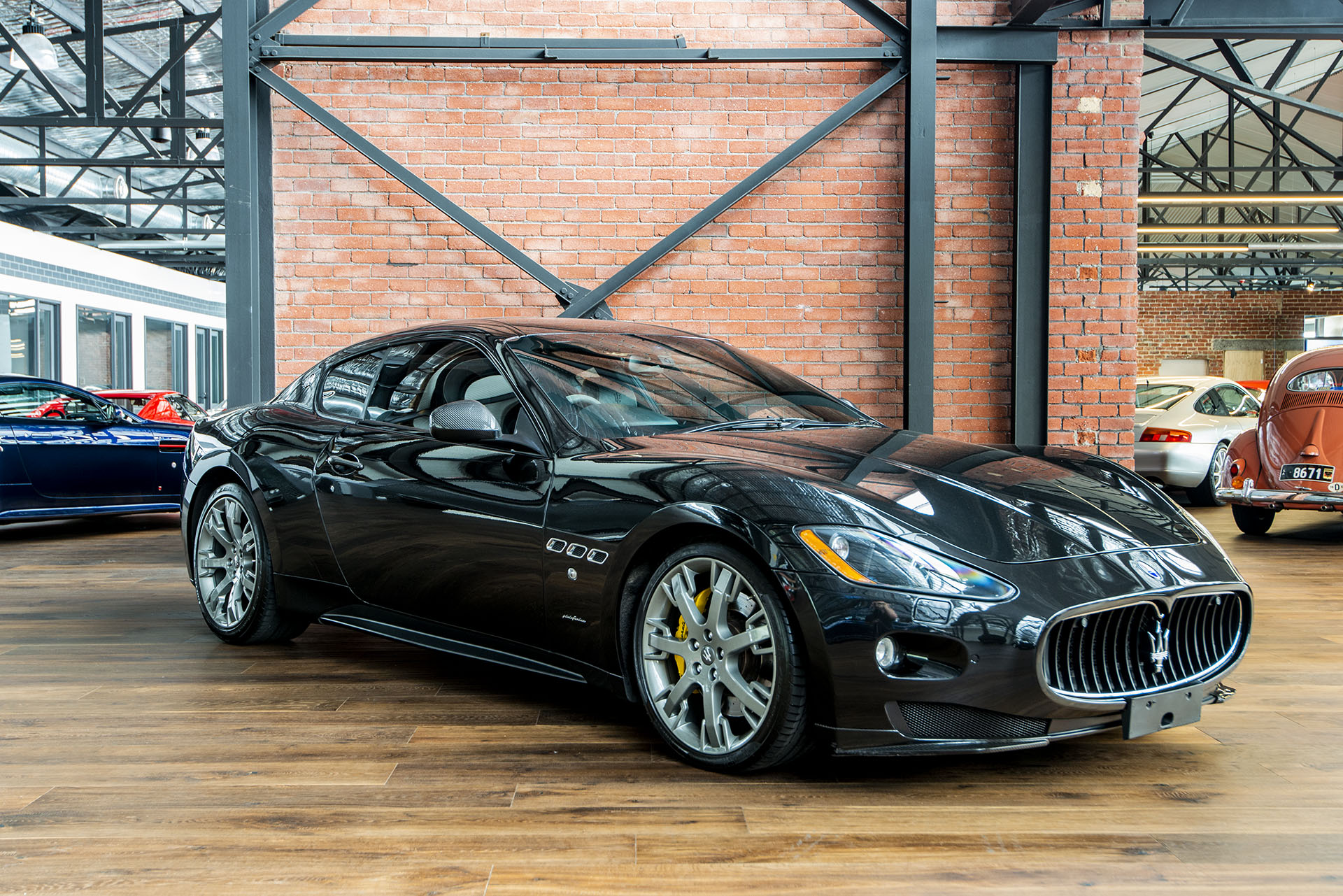 6 Panel Door History >> 2010 Maserati GranTurismo S MC Sportline - Richmonds ...