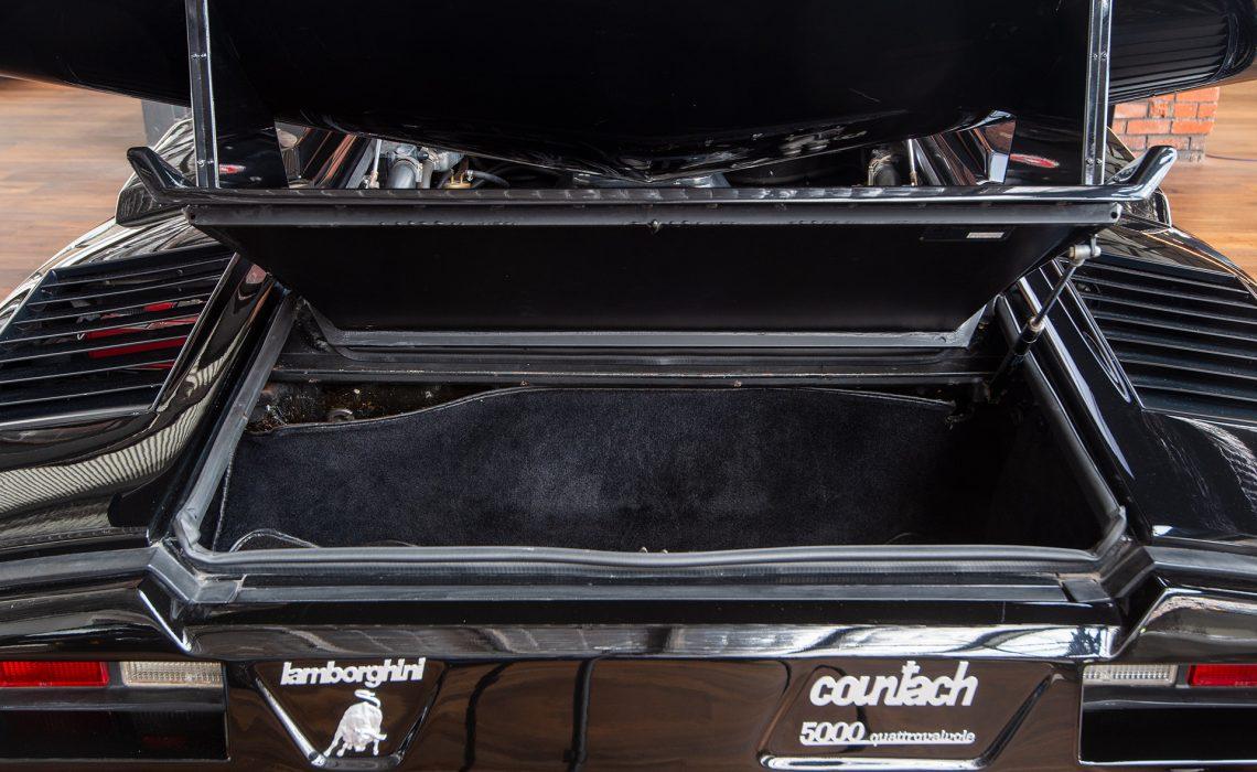 1985 Lamborghini Countach 5000qv Richmonds Classic And