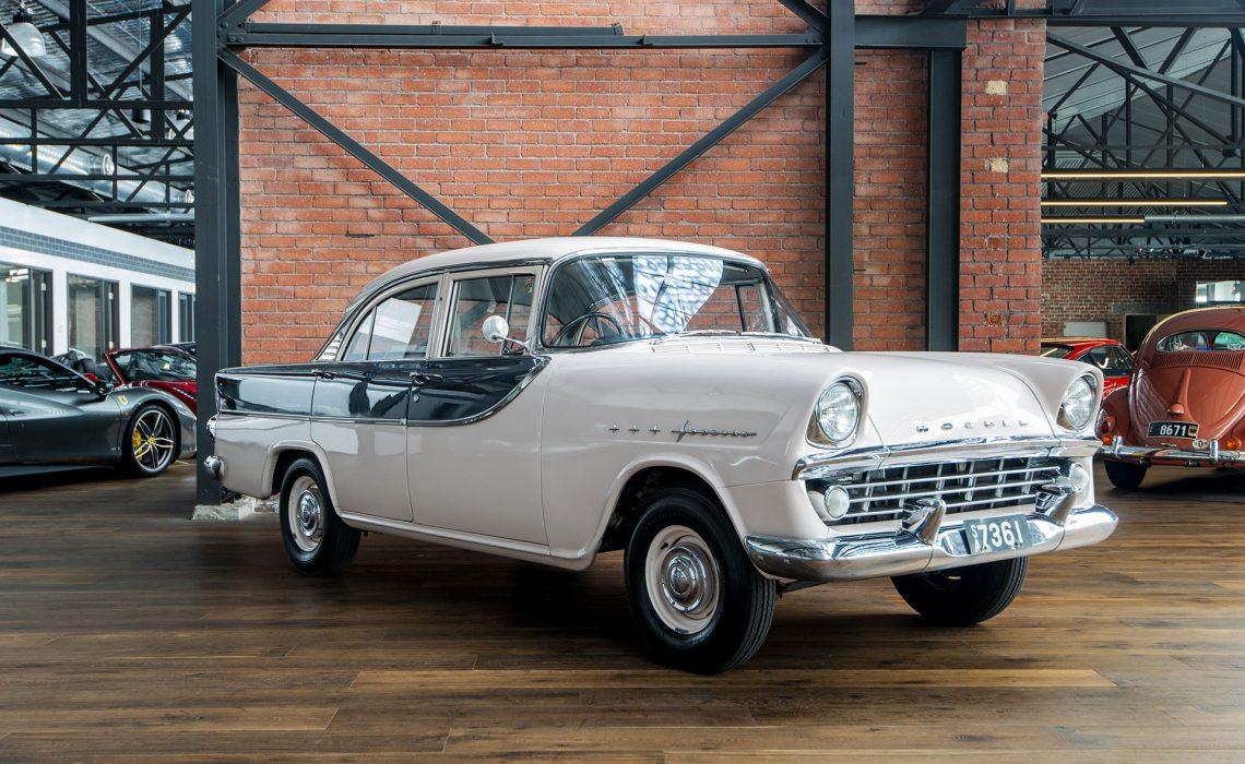 1960 FB Holden Sedan