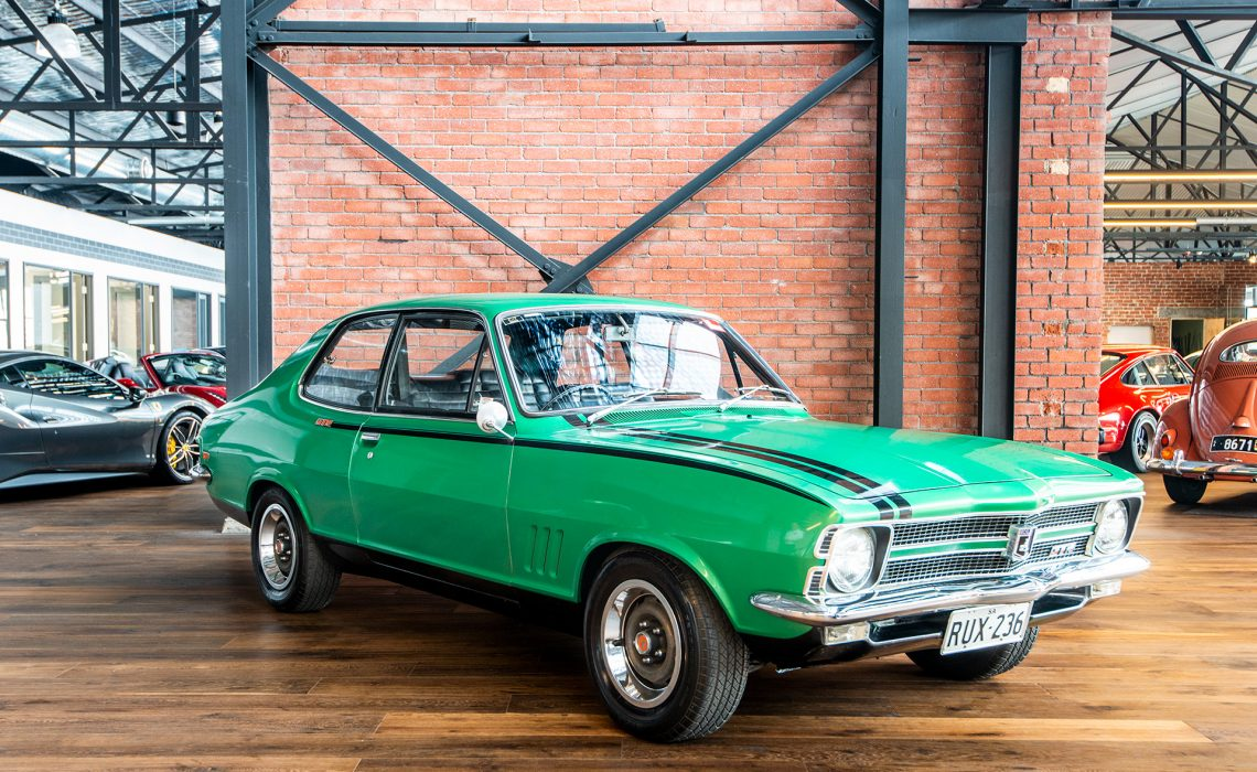 1970 Holden Torana Lc Gtr Manual Richmonds Classic And