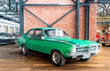 1970 Holden Torana GTR Green