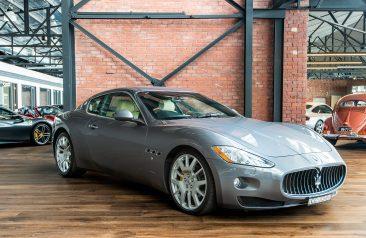 2008 Maserati GranTurismo Grey