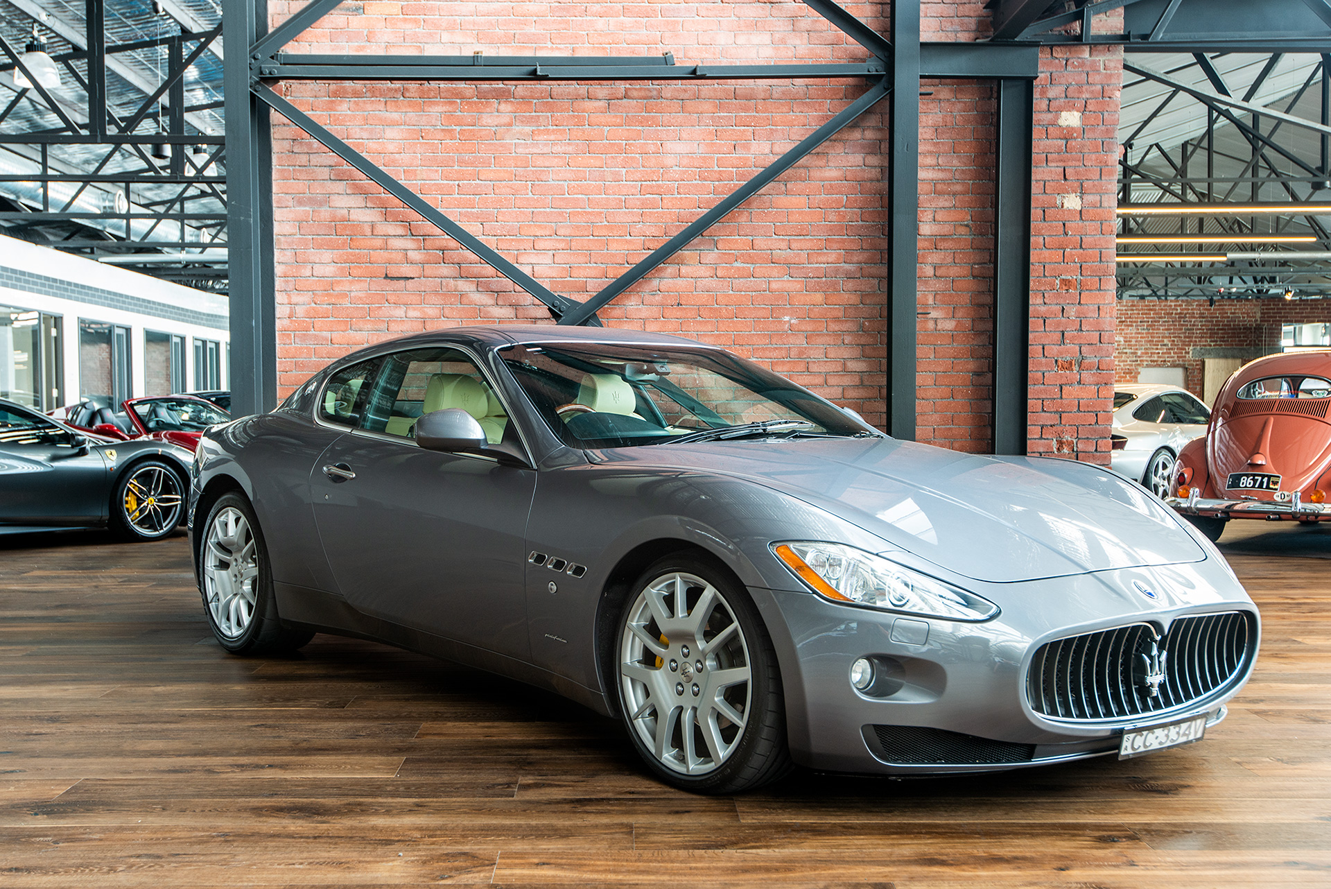 2008 Maserati GranTurismo Coupe - Richmonds - Classic and ...