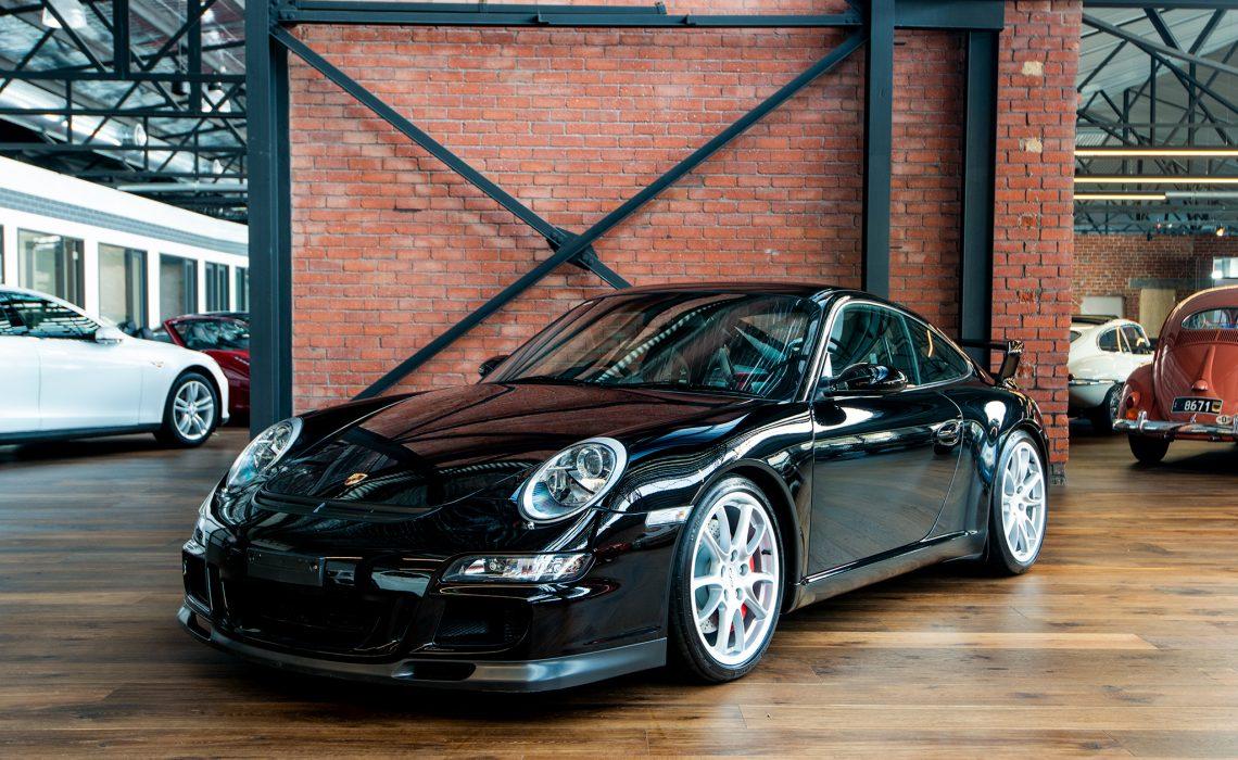 2008 Porsche GT3