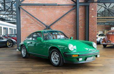1978 Porsche 911SC Green