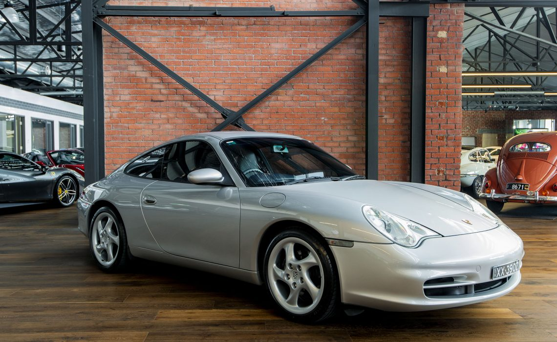 2002 Porsche 911 Carrera MY02 Tiptronic