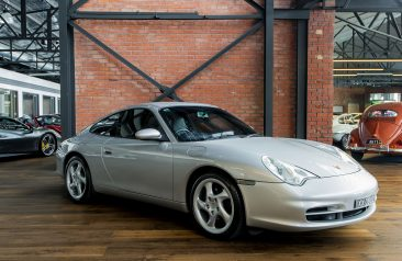 2002 Porsche 911 Carrera MY02 Tiptronic