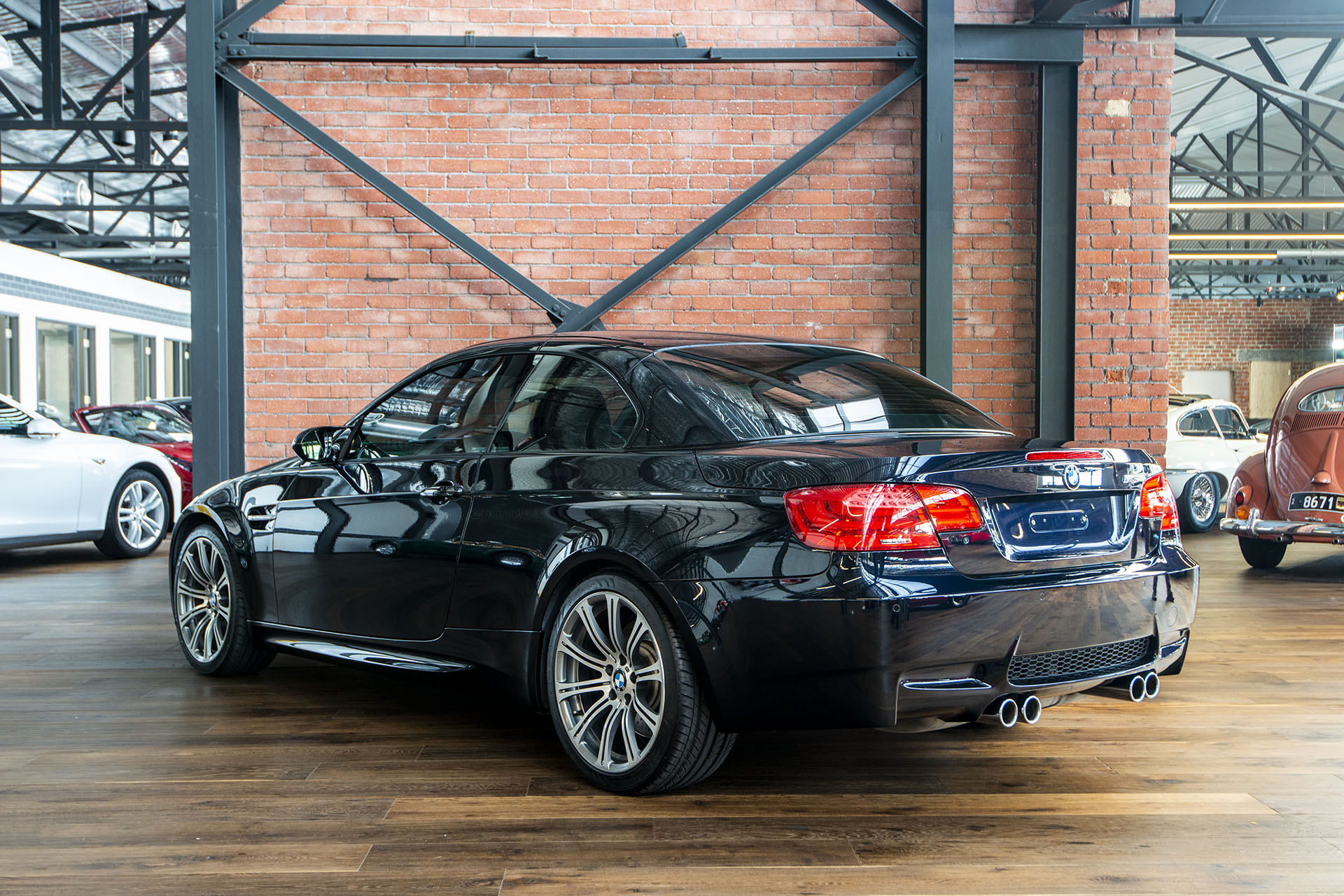 2010 Bmw M3 Convertible Richmonds Classic And Prestige