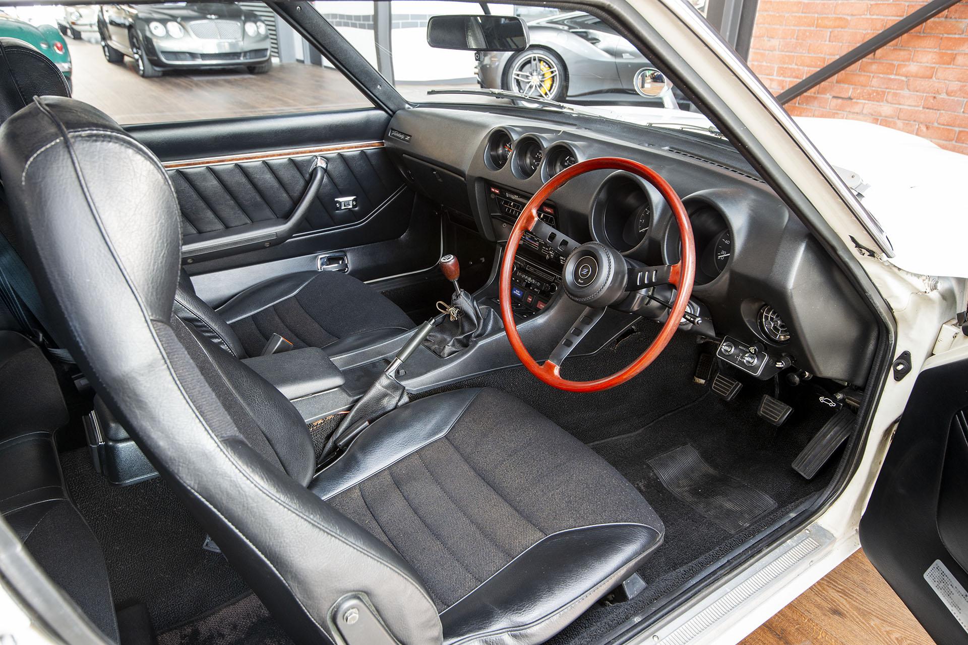 1974 Datsun Fairlady Z Richmonds Classic And Prestige