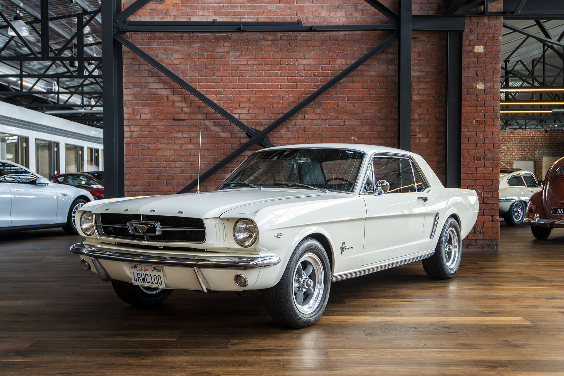 1965 Ford Mustang Hardtop Richmonds Classic And