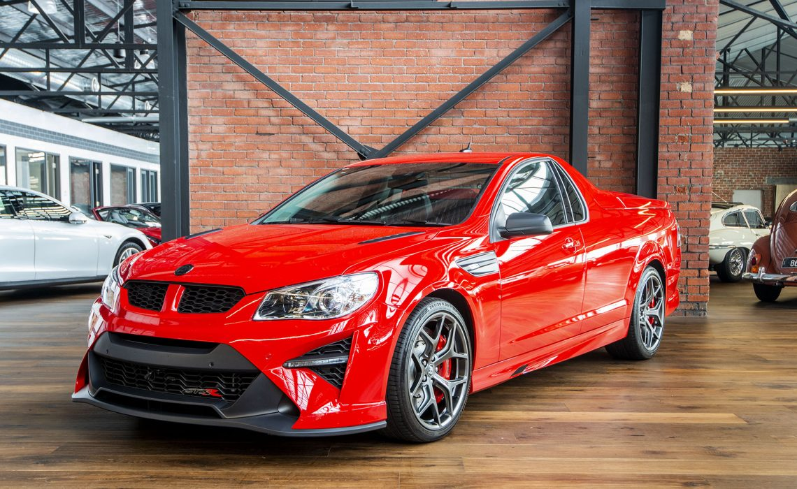 Performance Cars For Sale >> 2017 HSV Maloo GTS-R - Richmonds - Classic and Prestige Cars - Storage and Sales - Adelaide ...
