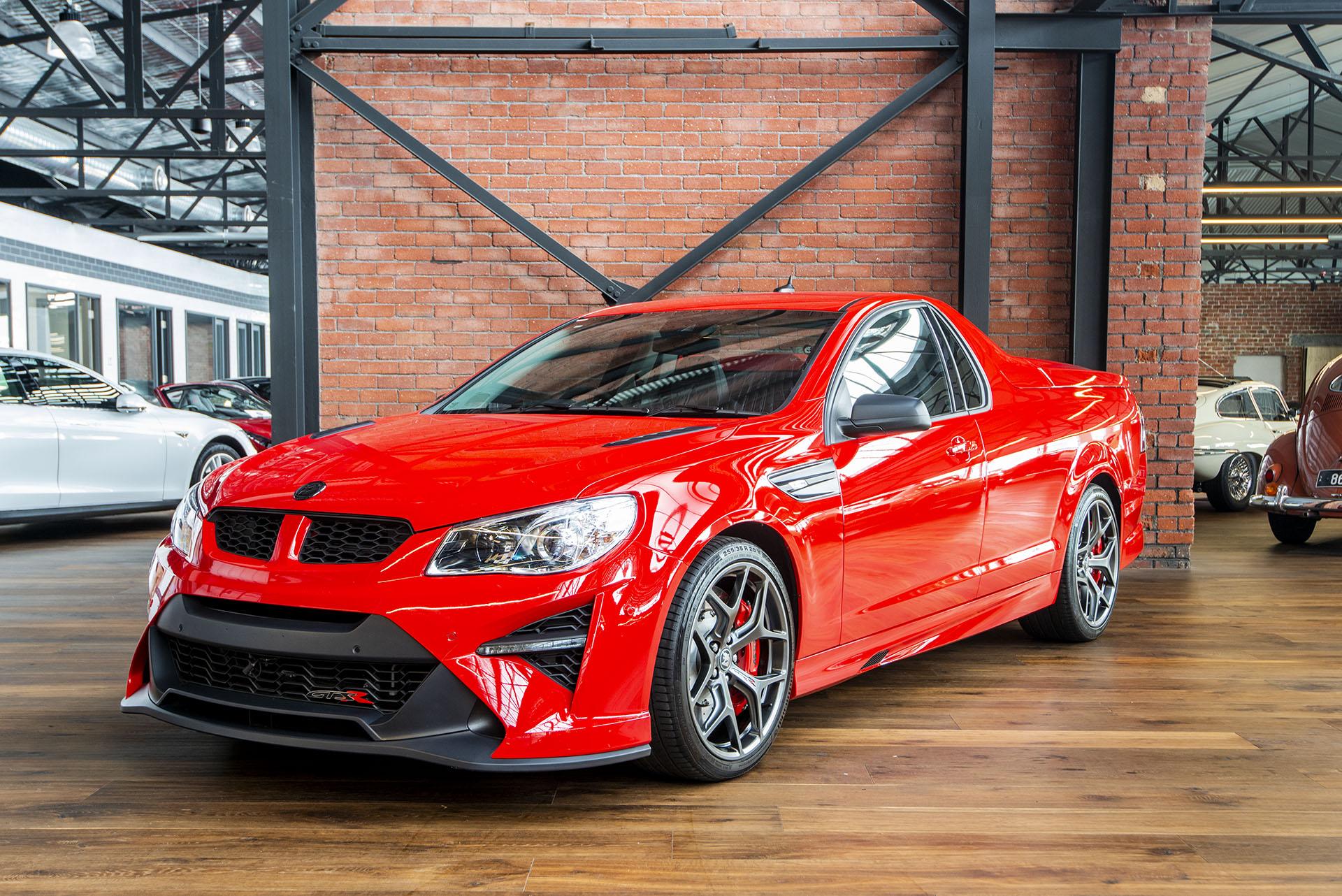 Sale My Car >> 2017 HSV Maloo GTS-R - Richmonds - Classic and Prestige ...