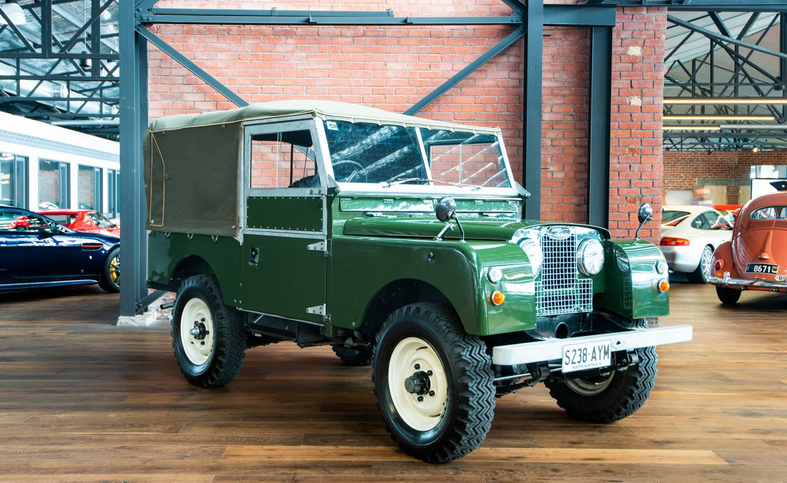 1951 Land Rover Series 1 SWB