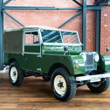 1951 Land Rover Series 1 SWB