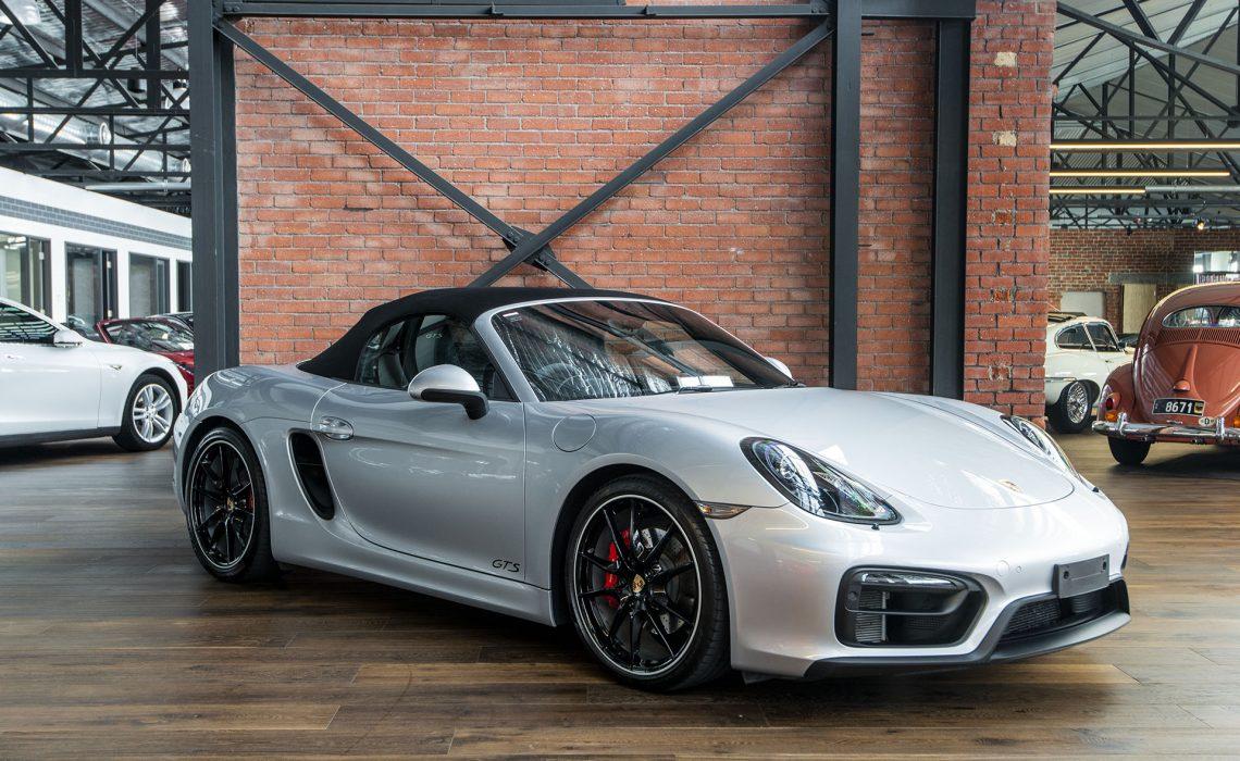 2014 Porsche Boxster GTS PDK