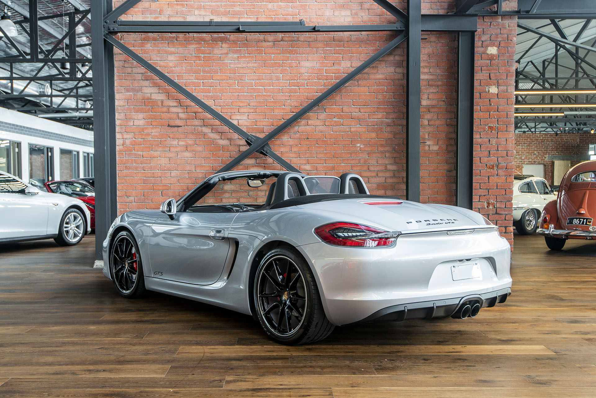 2014 Porsche Boxster Gts Pdk My15 Richmonds Classic