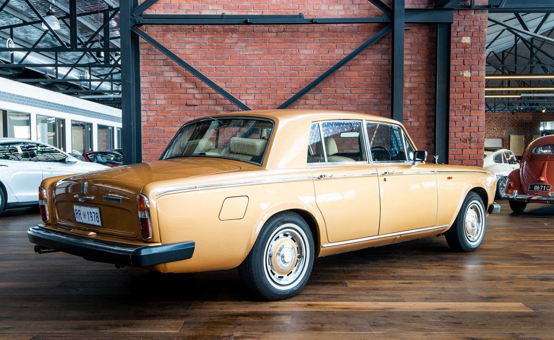 1978 Rolls Royce Shadow 2