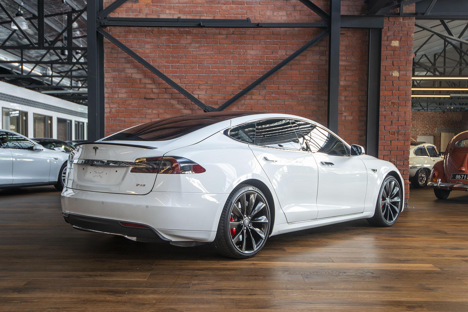 Body Central Sale >> 2014 Tesla Model S P85 Sportback - Richmonds - Classic and ...