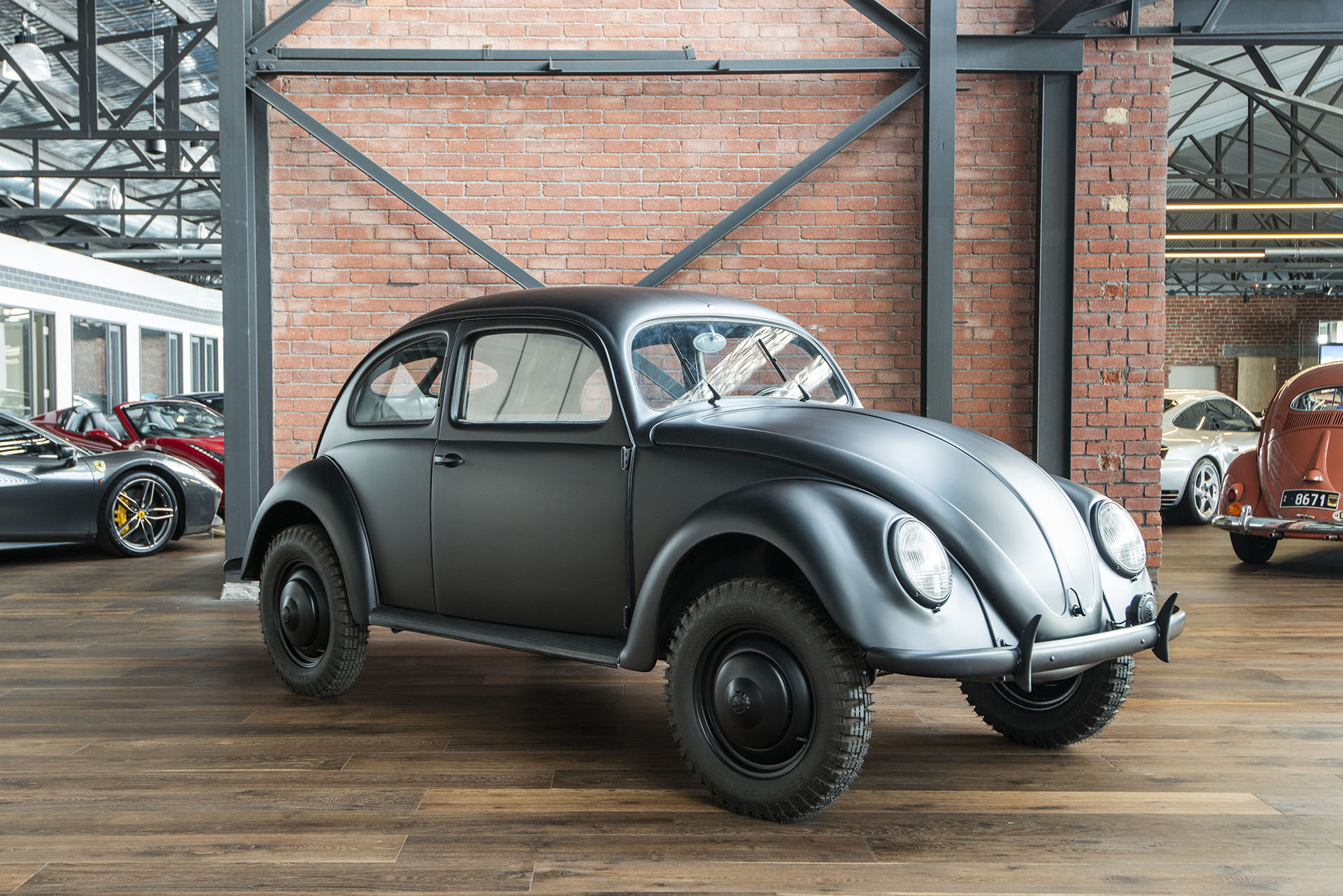1945 Volkswagen Beetle - Richmonds