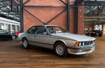 1983 BMW 635 CSI COUPE