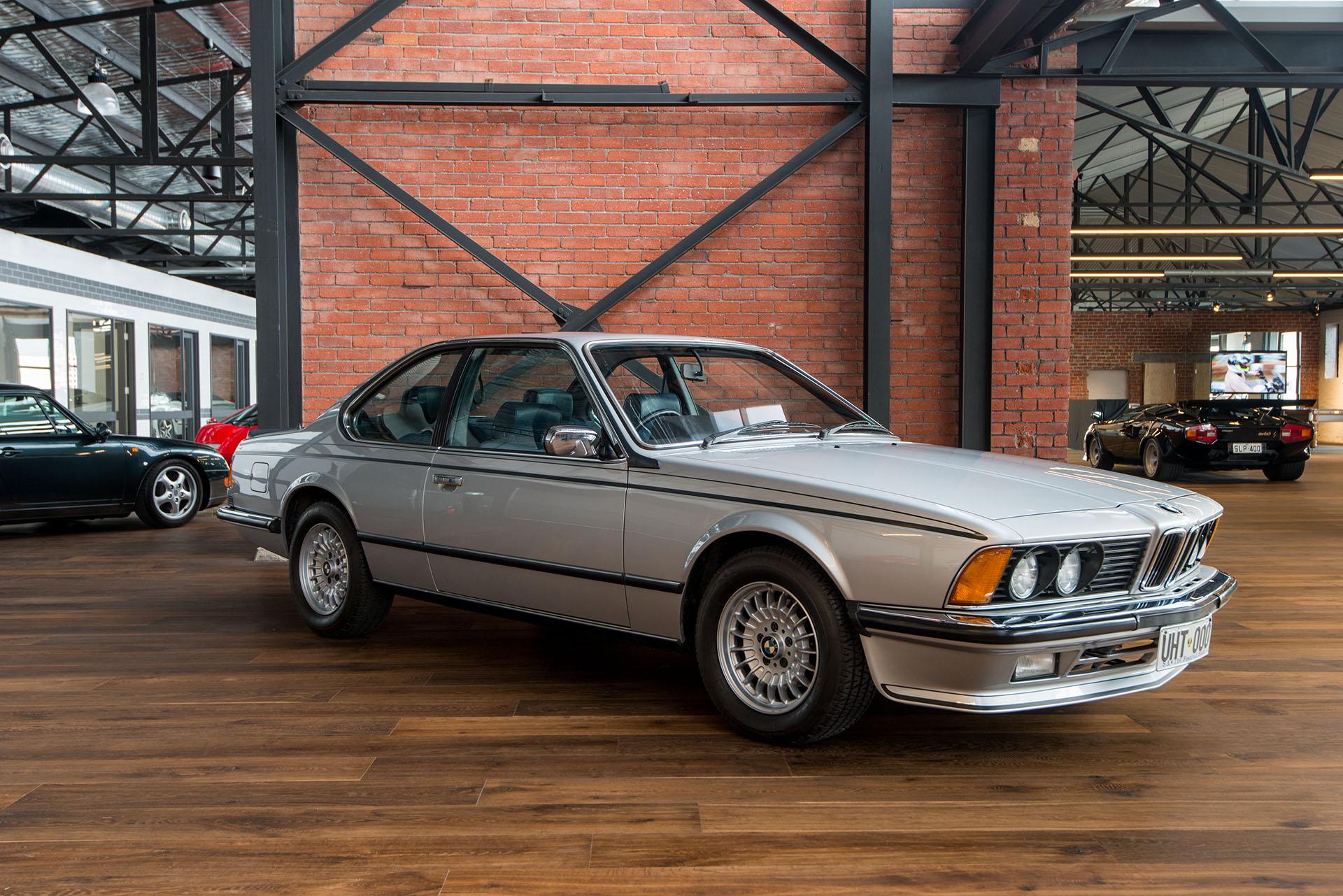 1983 Bmw 635csi Coupe Richmonds Classic And Prestige