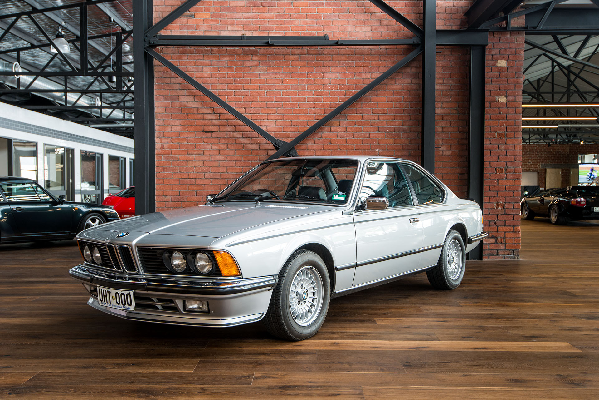 1983 Bmw 635csi Coupe Richmonds Classic And Prestige