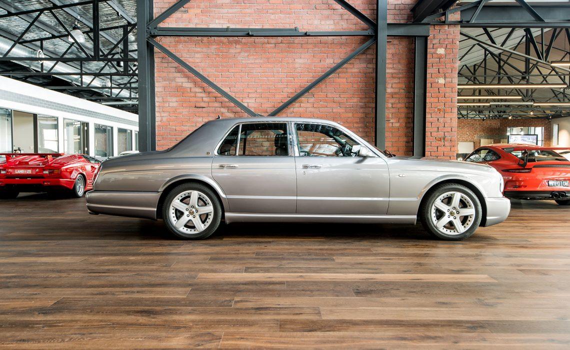 2003 Bentley Arnage Black Label Sedan
