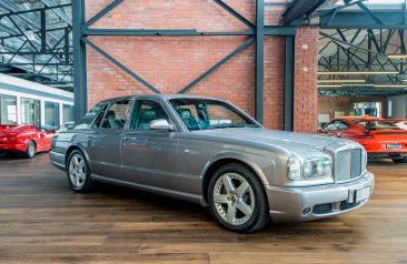2003 Bentley Arnage Black Label Sedan