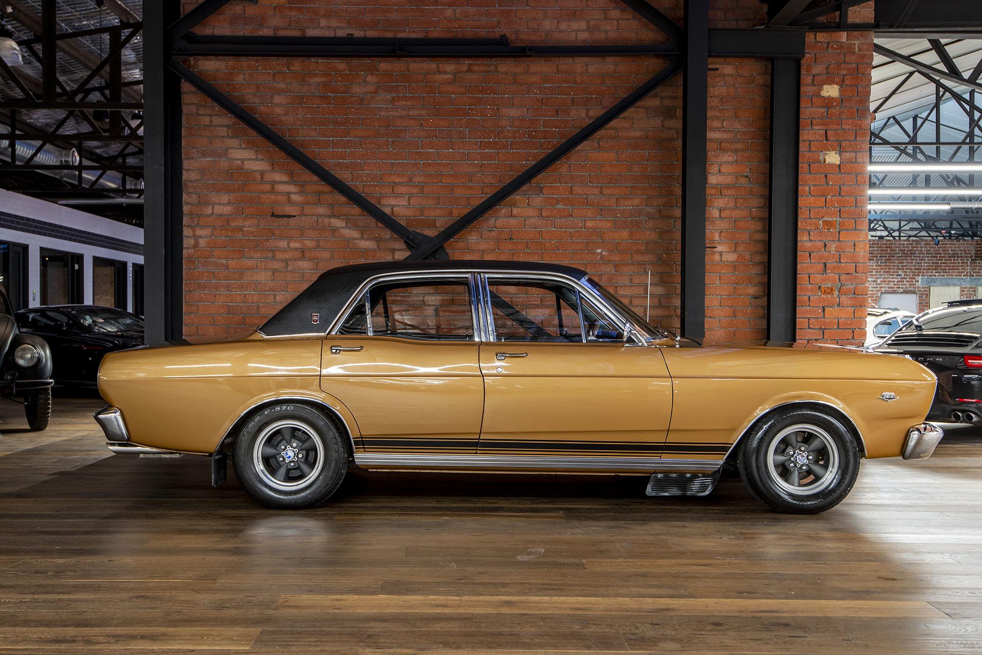 1967 Ford Falcon Xr Gt Richmonds Classic And Prestige