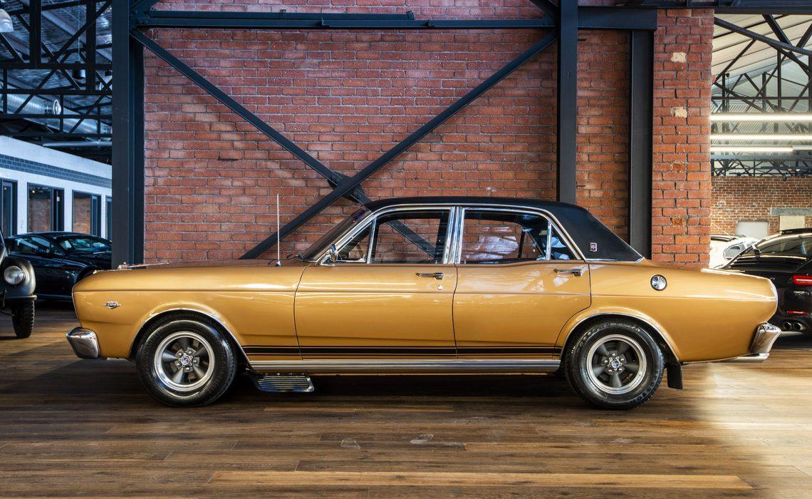 Classic Car Sales >> 1967 Ford Falcon XR GT - Richmonds - Classic and Prestige ...