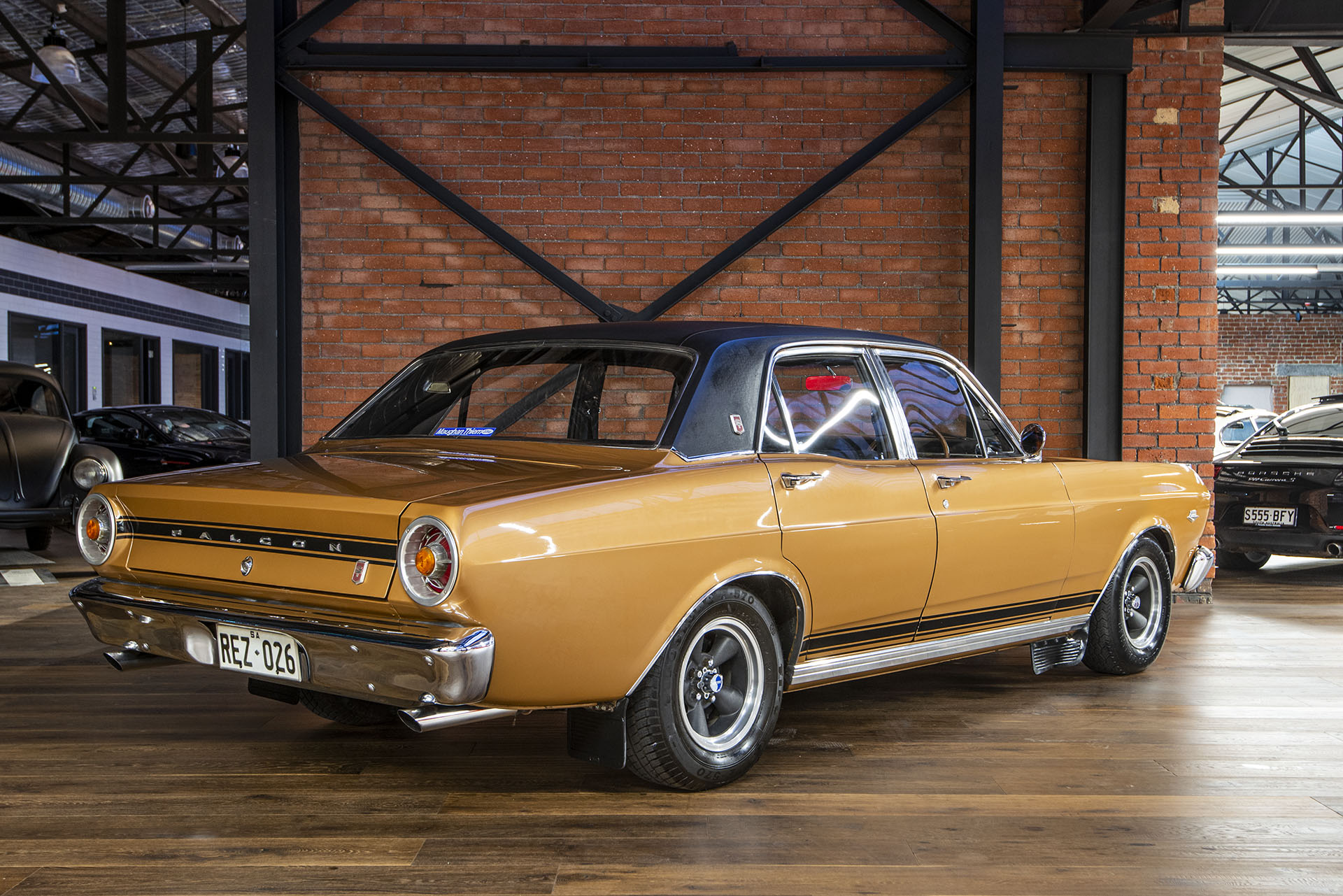 1967 Ford Falcon Xr Gt Richmonds Classic And Prestige