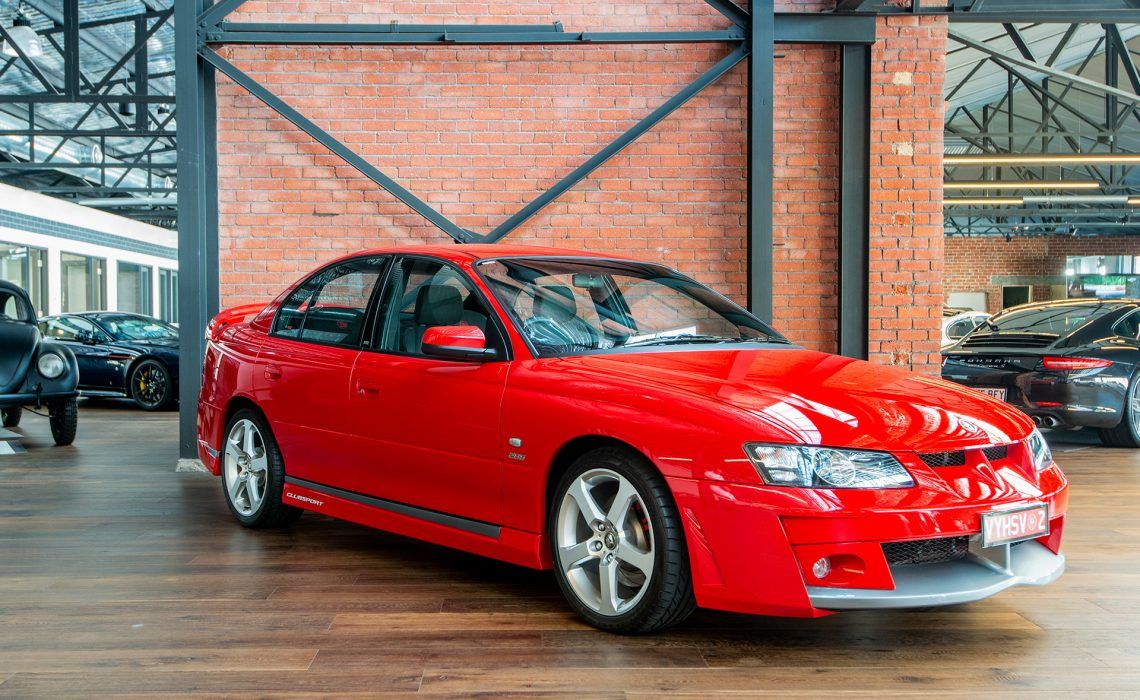 2004 HSV VY Clubsport