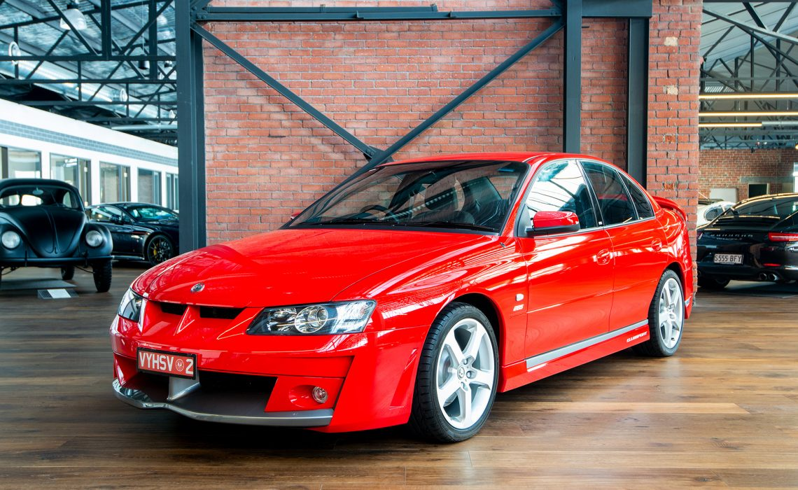 Sport Cars For Sale >> 2004 Holden Special Vehicles VY Clubsport - Richmonds