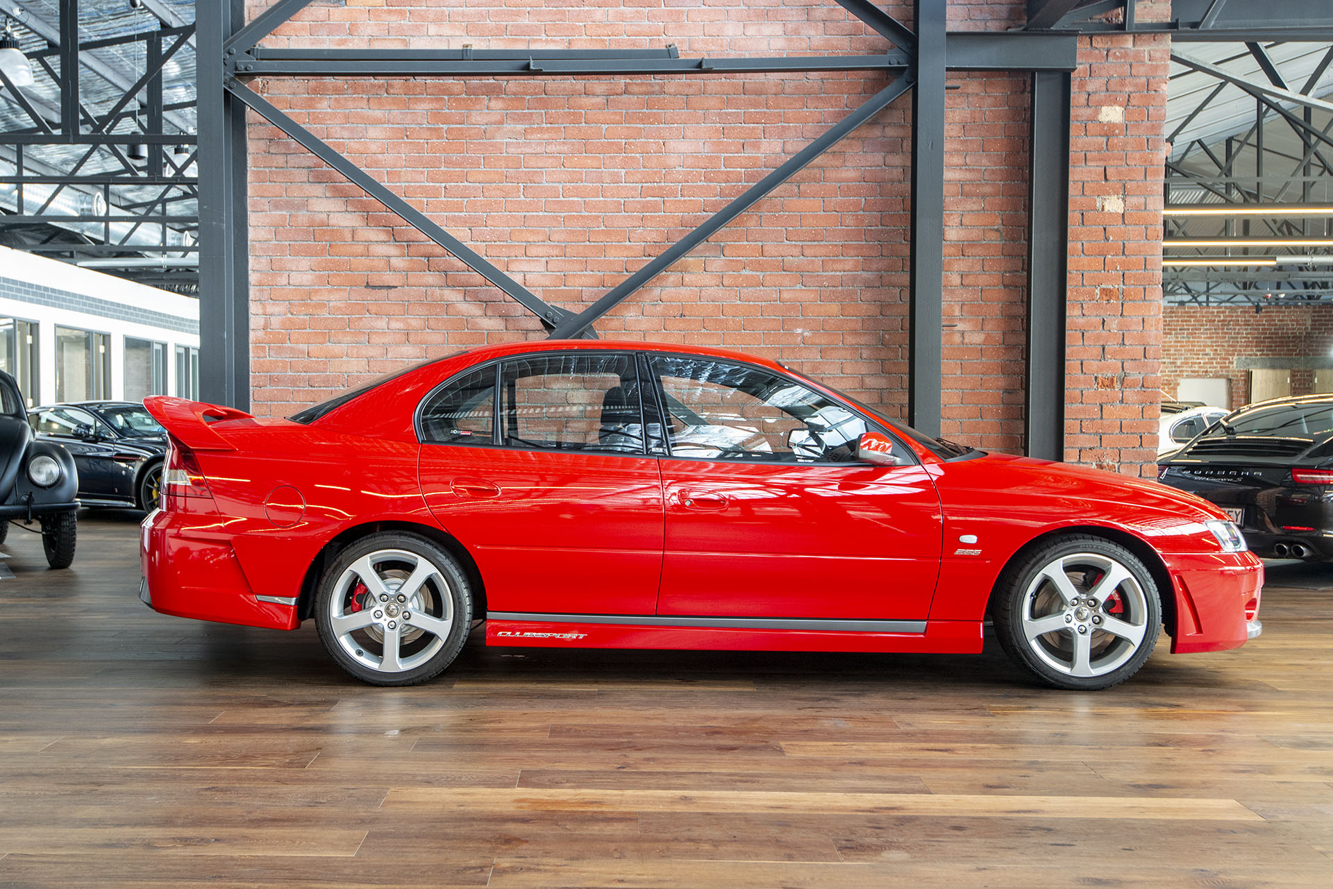 Sport Cars For Sale >> 2004 Holden Special Vehicles VY Clubsport - Richmonds ...