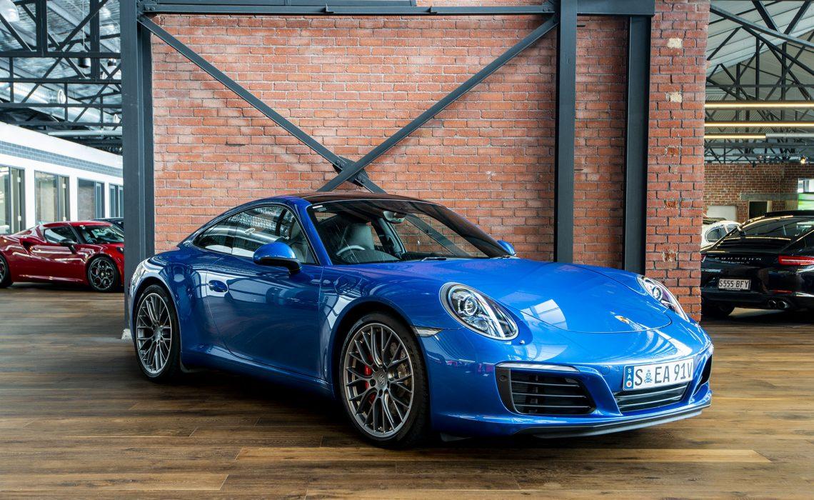 2016 Porsche 911 Carrera S (MY17)