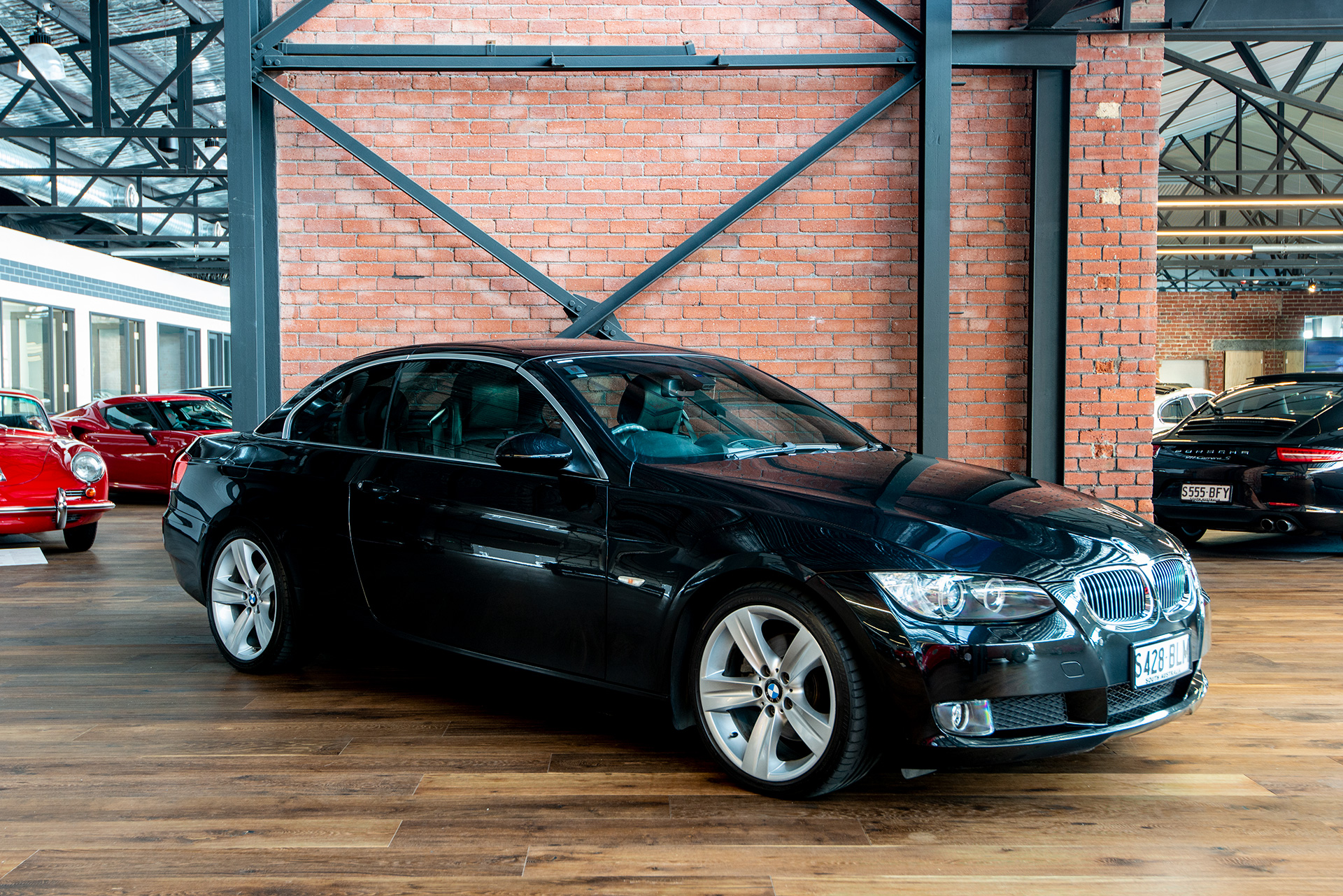 Bmw 325i For Sale >> 2008 BMW E93 325i Convertible - Richmonds - Classic and Prestige Cars - Storage and Sales ...