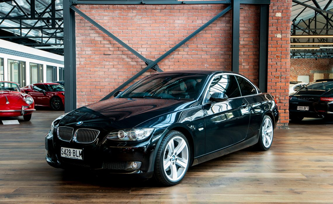 Passenger Cars For Sale >> 2008 BMW E93 325i Convertible - Richmonds - Classic and Prestige Cars - Storage and Sales ...