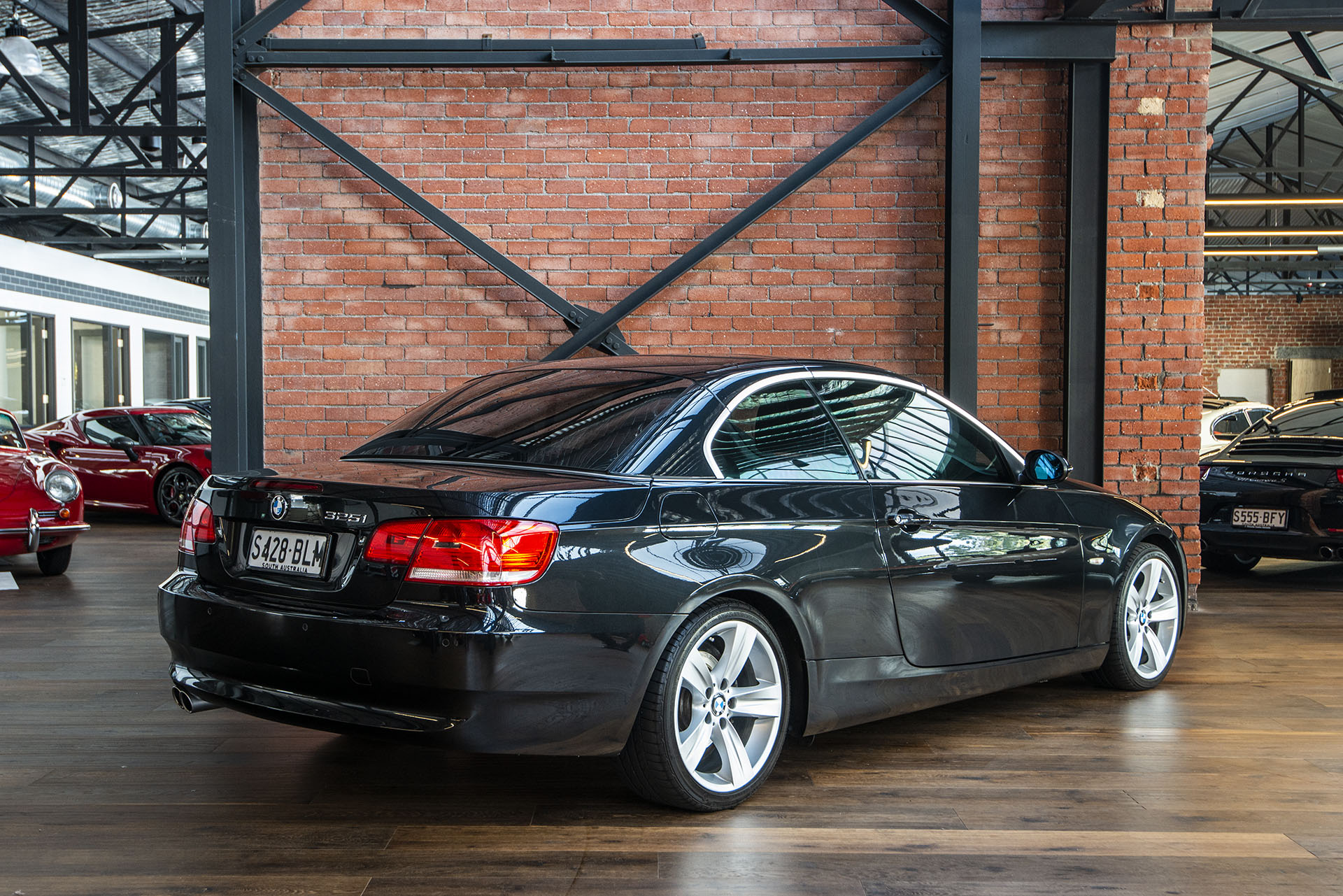 Electric Cars For Sale >> 2008 BMW E93 325i Convertible - Richmonds - Classic and ...