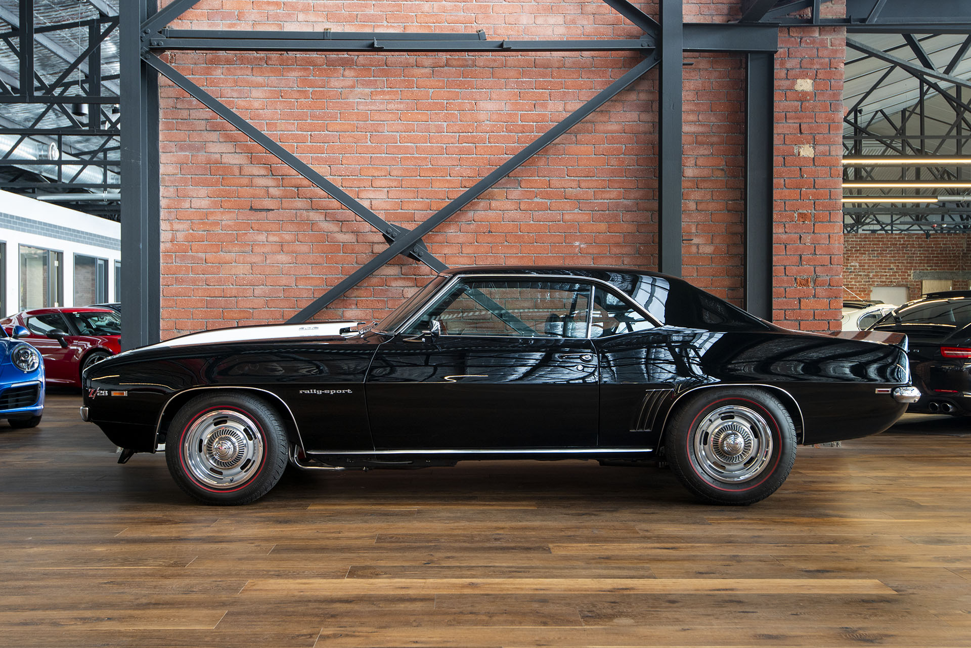 1969 Chevrolet Camaro RS Z28 - Richmonds - Classic and ...