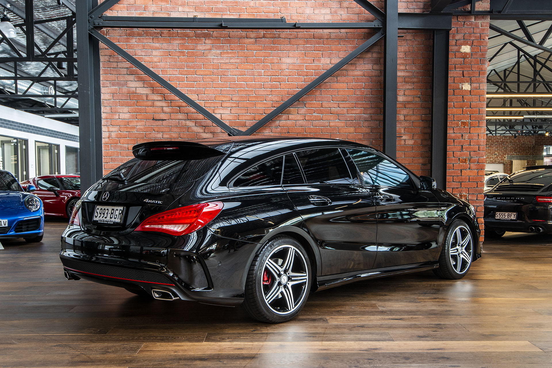 Performance Cars For Sale >> 2015 Mercedes Benz CLA 250 - Richmonds - Classic and ...
