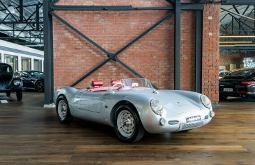 1991 Porsche 550 Spyder recreation