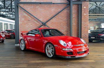 2007 Porsche GT3 Touring