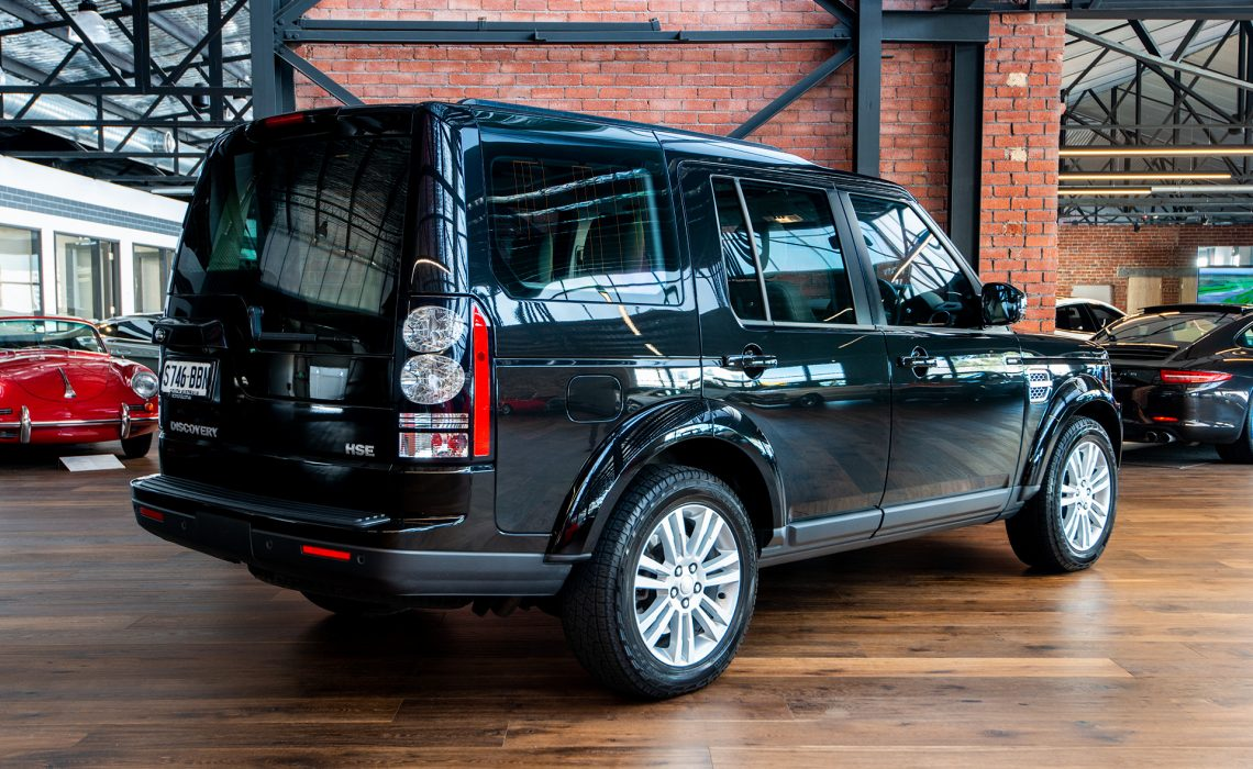 2014 Land Rover Discovery 4 HSE SDV6