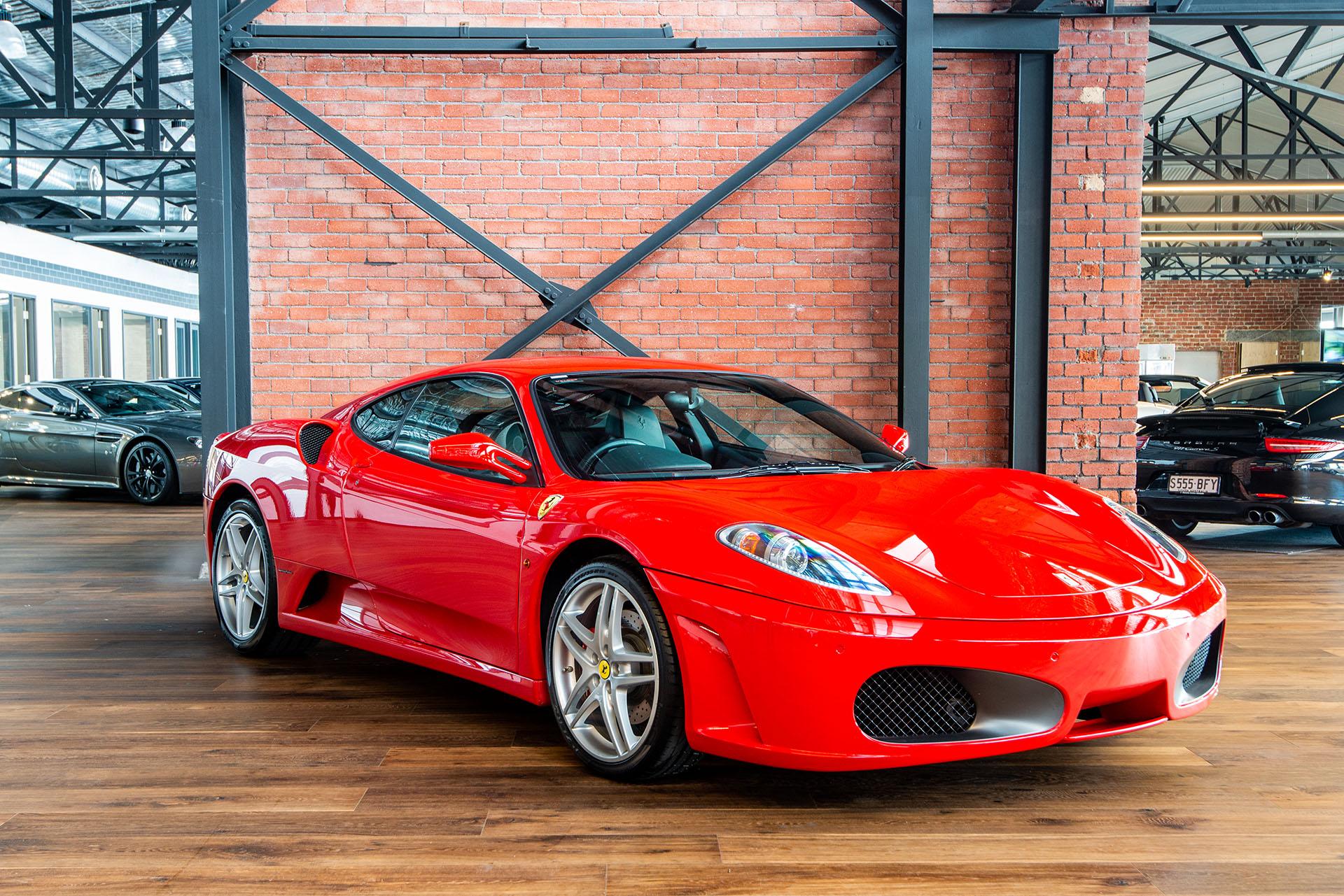 2006 Ferrari F430 Berlinetta Richmonds Classic And Prestige Cars Storage And Sales Adelaide Australia