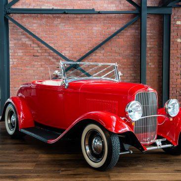 1932 Ford Deuce Roadster Hot Rod