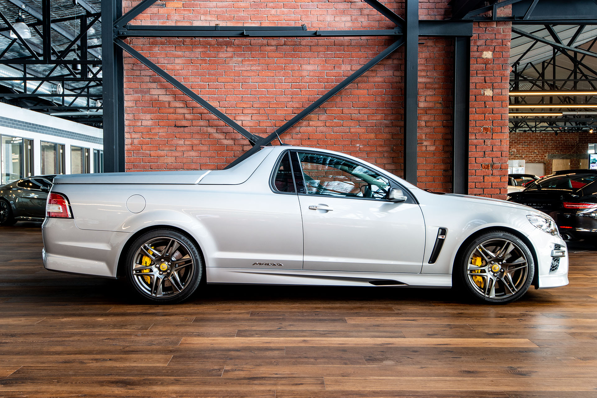 2015 HSV GTS Maloo W557 - Richmonds - Classic and Prestige Cars