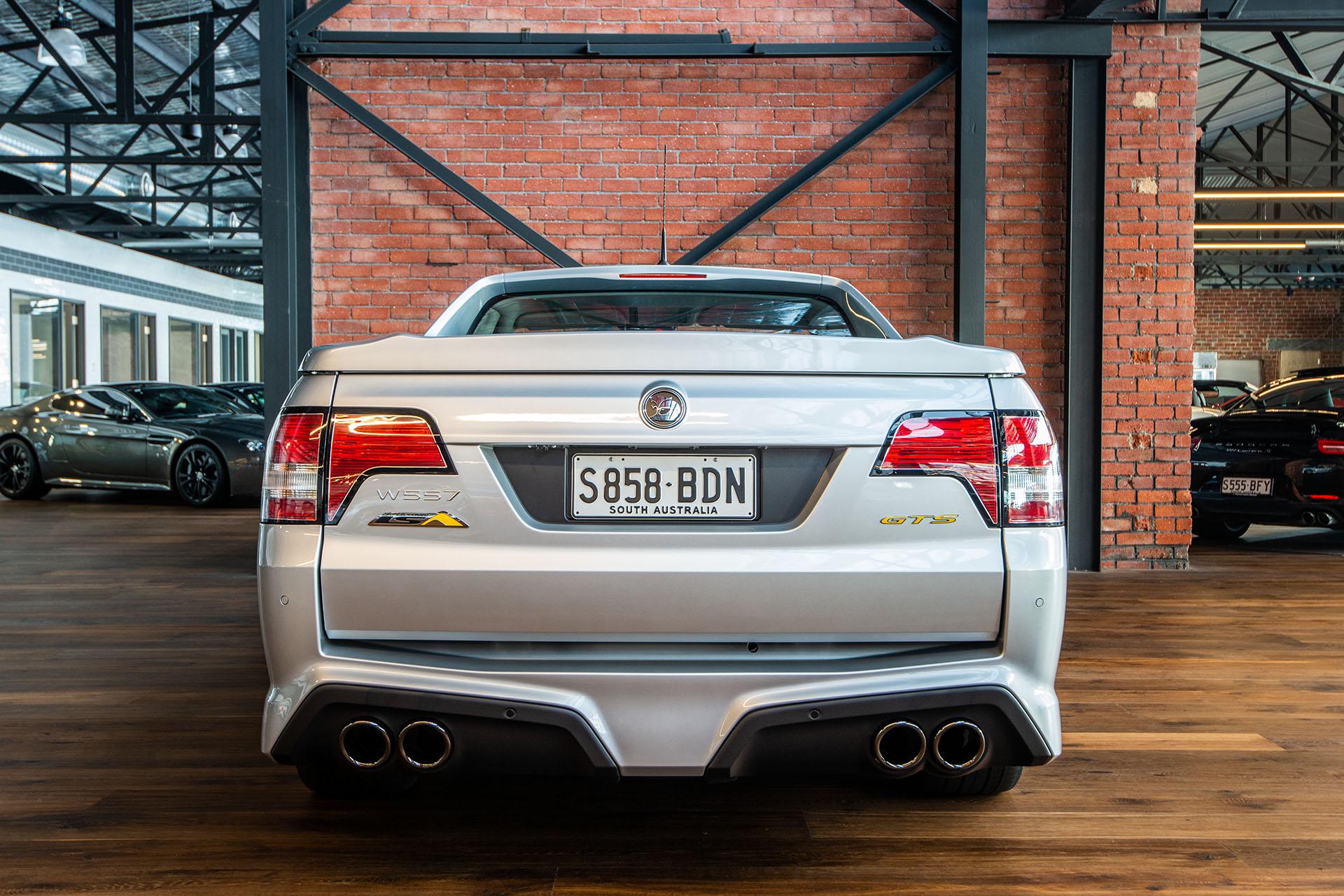 2015 HSV GTS Maloo W557 - Richmonds - Classic and Prestige Cars