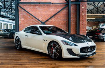 2016 Maserati GT MC Stradale