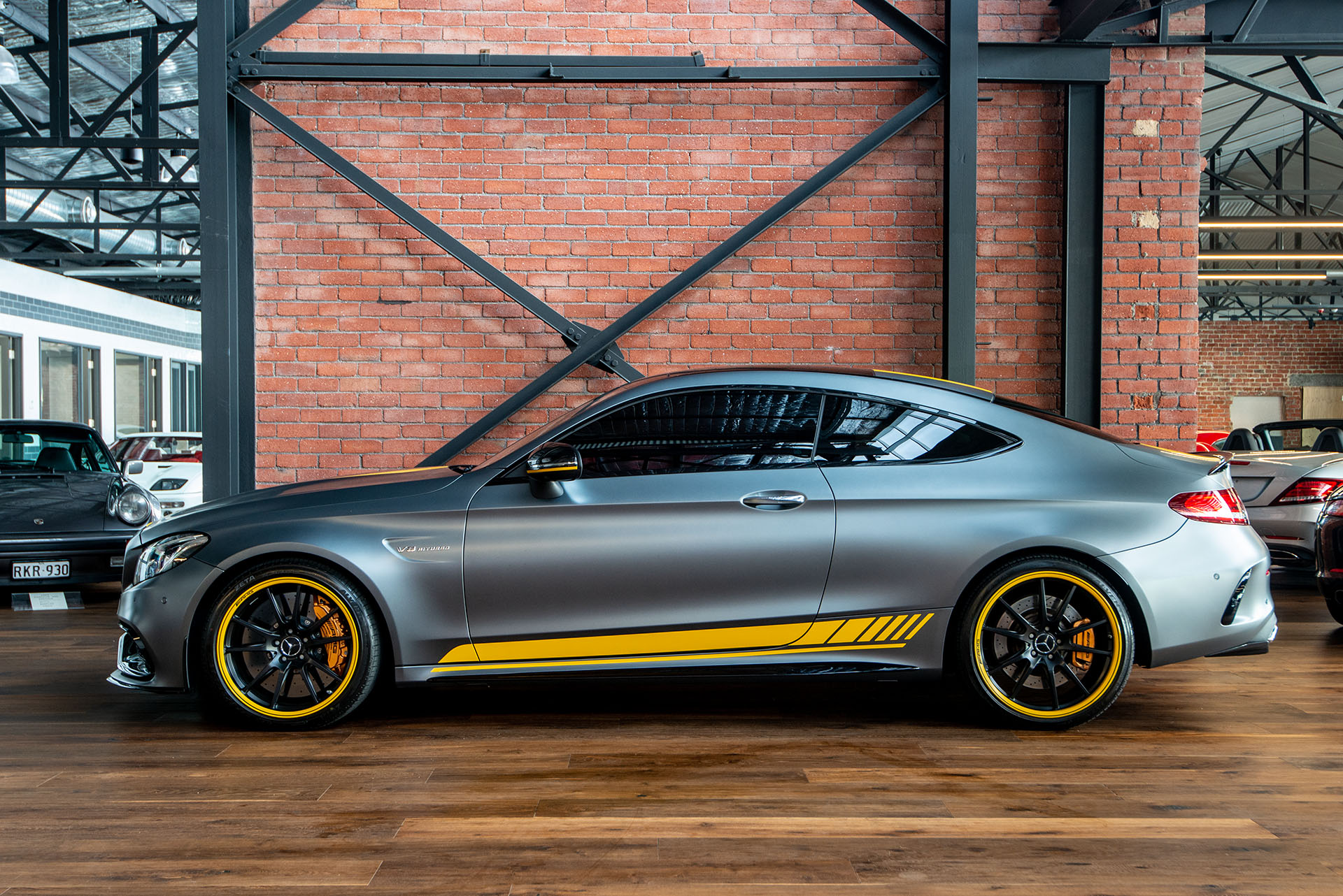 Performance Cars For Sale >> 2016 Mercedes Benz C63 S Coupe AMG - Richmonds - Classic ...